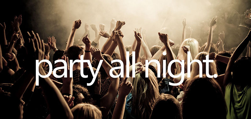 party-allnight-cafeyemek
